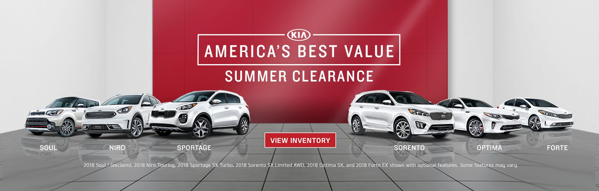America's Best Value Summer Clearance