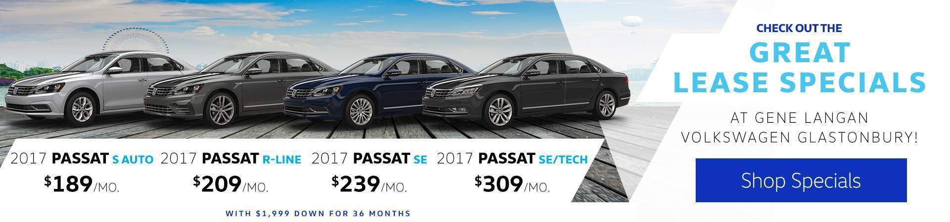 June 2017 Lease specials