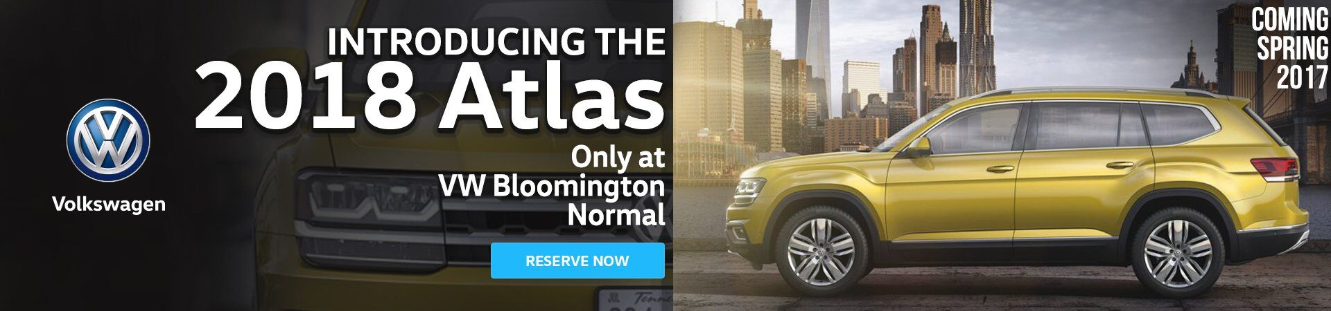 New Volkswagen Bloomington Dealership | Pre-Owned VW Car & SUV Deals & Offers in Normal, IL