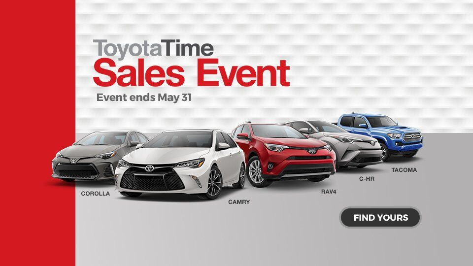 ToyotaTime Lineup