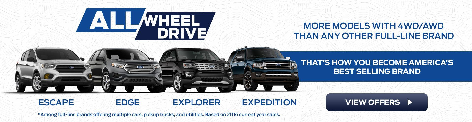 Broadway Ford SUV Season