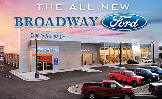 The New Broadway Ford