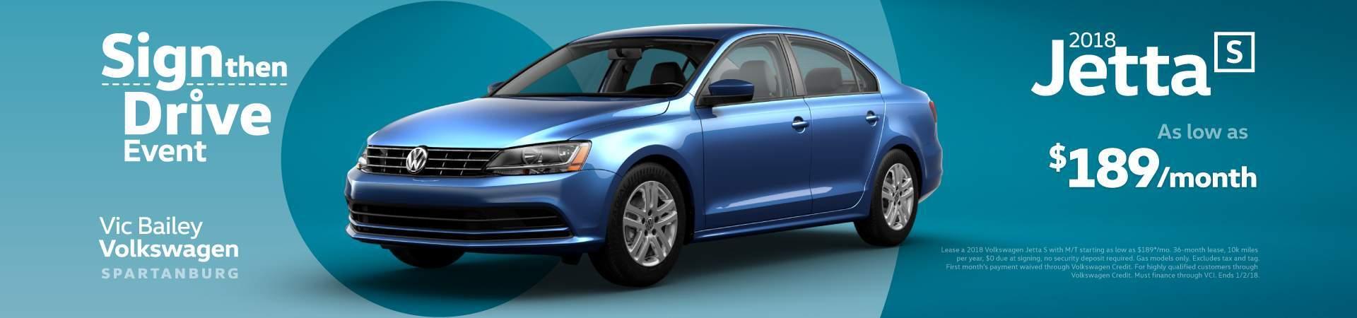 Volkswagen Dealership Spartanburg SC Used Cars Vic Bailey ...