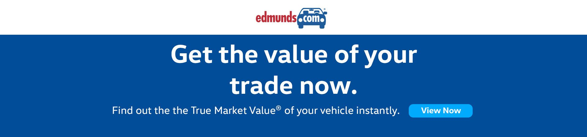 Edmunds Value Your Trade
