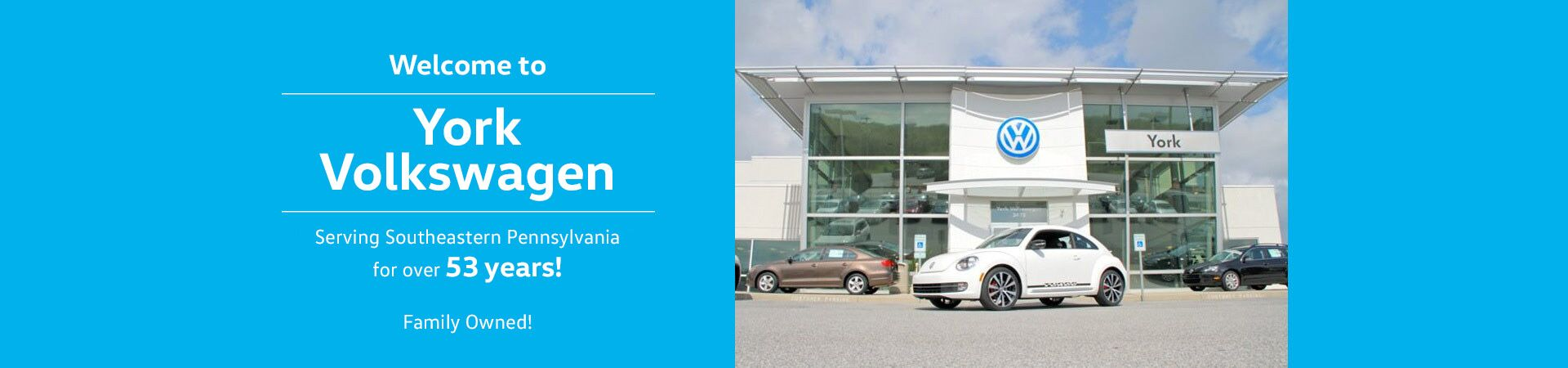 Welcome to York Volkswagen