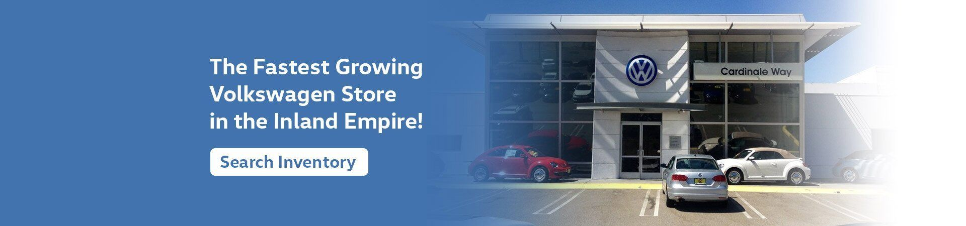 Fastest Growing VW Store