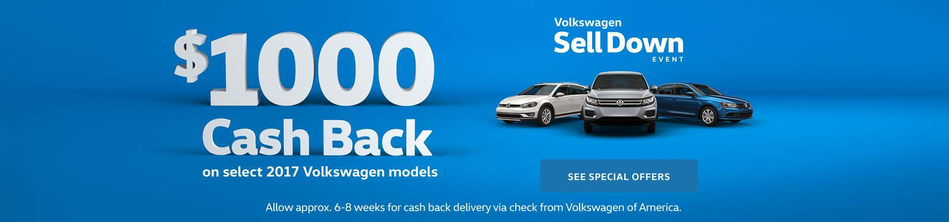Volkswagen Sell Down Event