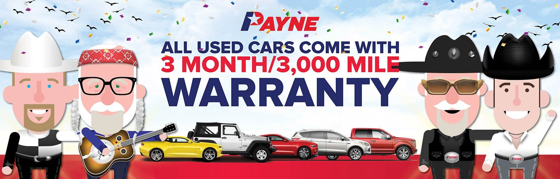 Used Car Warranty