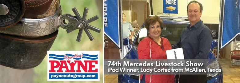 Donation weslaco tx for Payne motors in weslaco