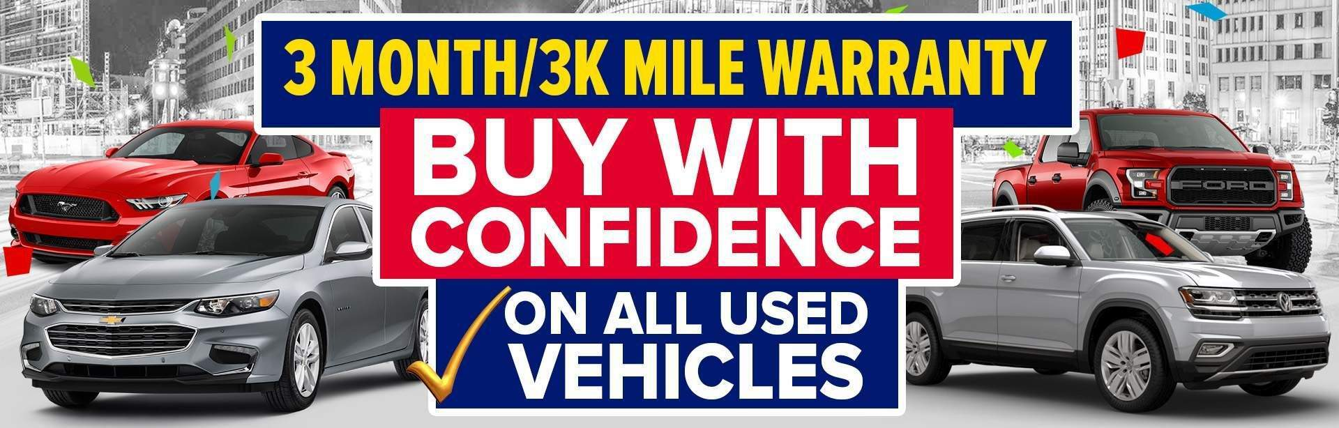 Buy with Confidence | Used Cars, Trucks, SUVs | Payne Mission ...
