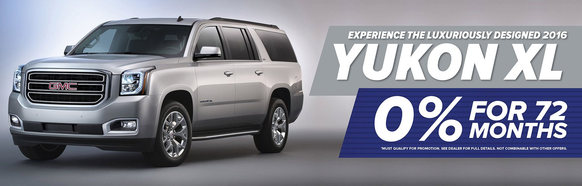 yukon xl 0 for 73 months