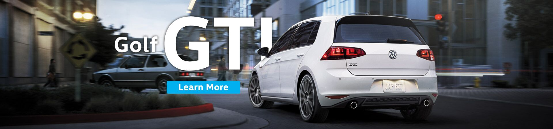 New Golf GTI at Payne Mission Volkswagen