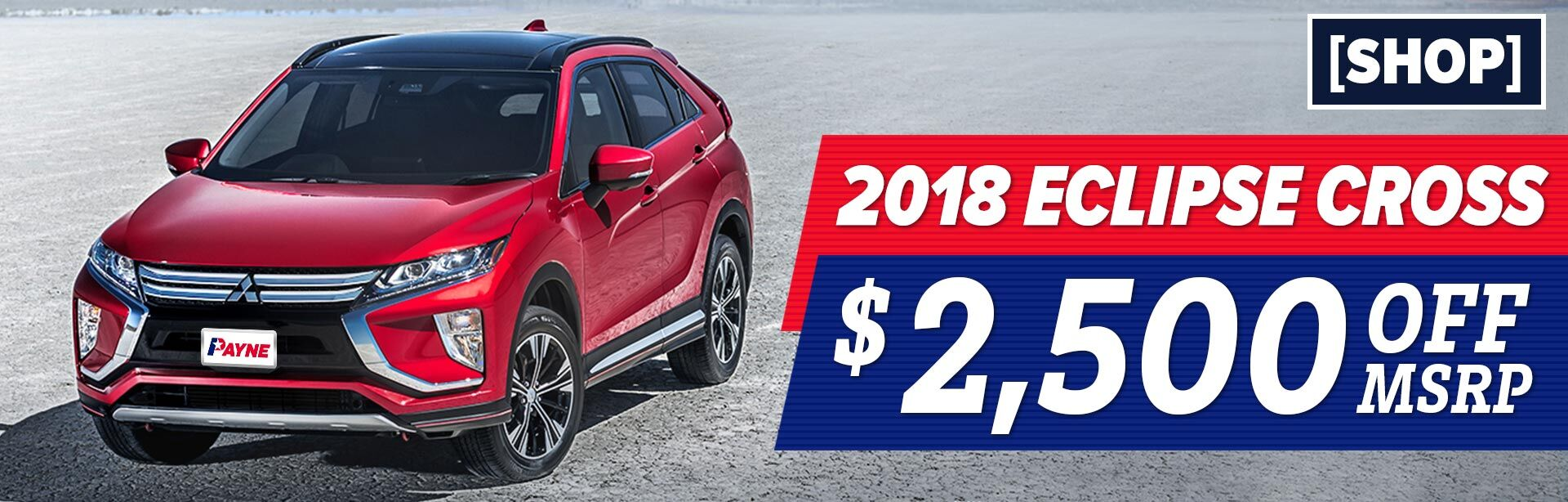 august 2018 Eclipse cross