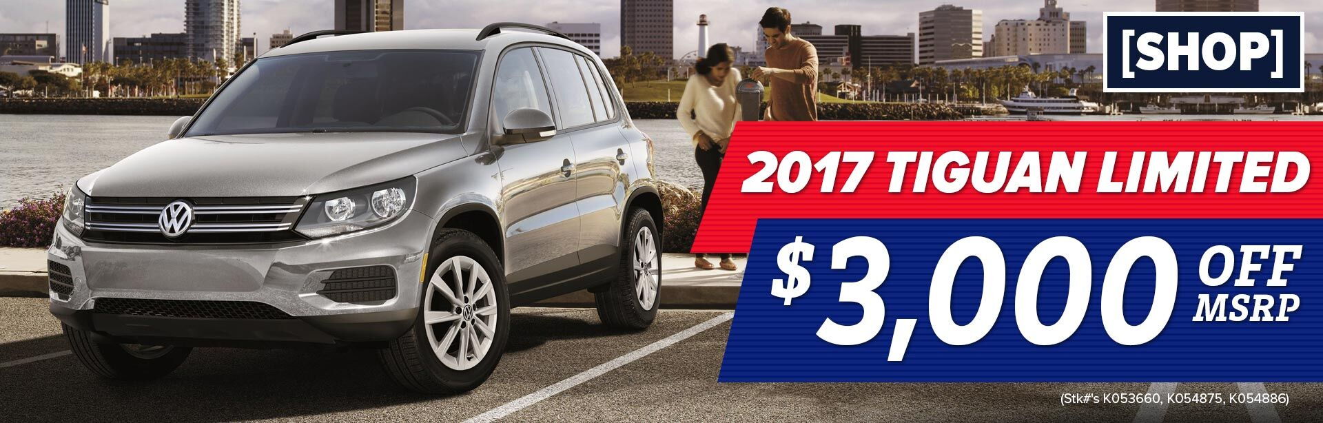 Mission 2017 Tiguan Limited