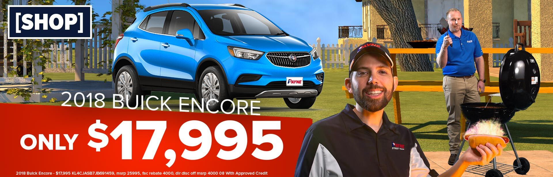 June 2018 Buick Encore