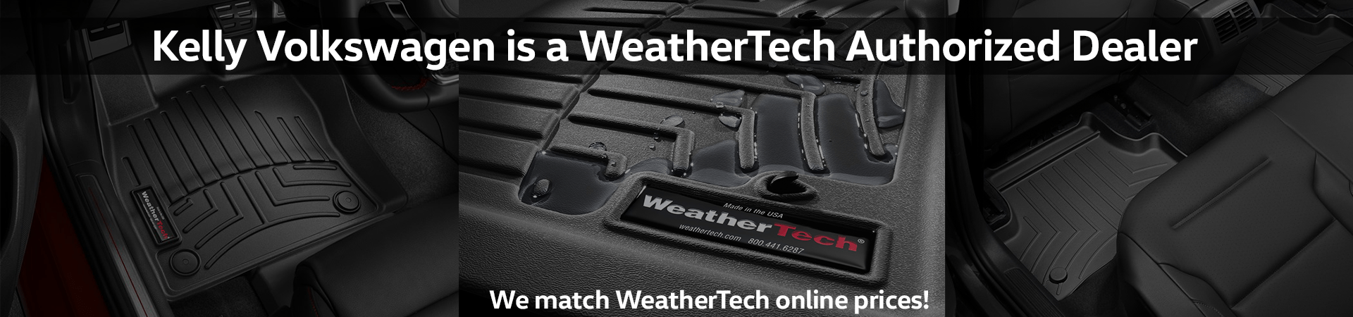 Weathetech Authorized Dealer