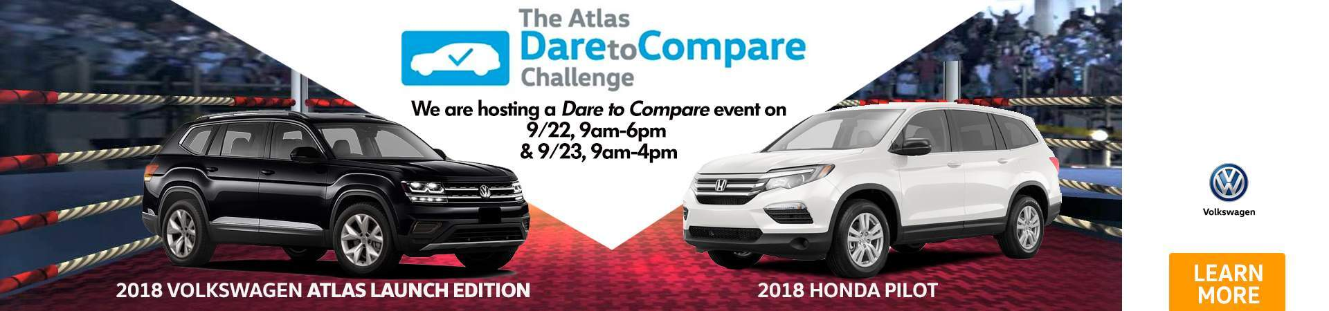 Dare to Compare Challenge