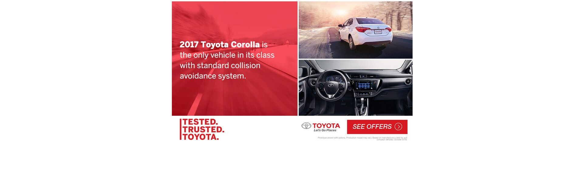 Trusted Toyota Corolla