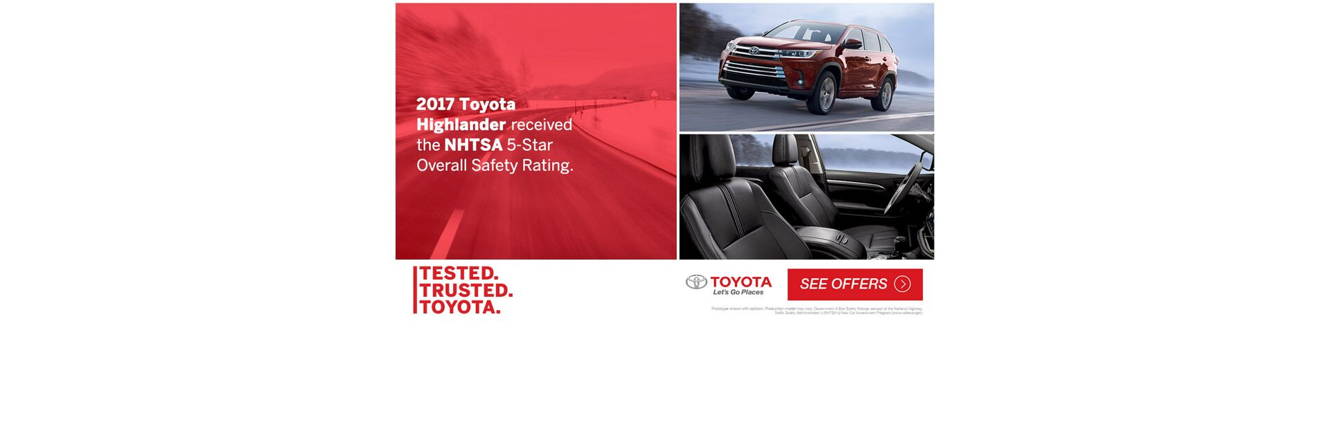 Trusted Toyota Highlander