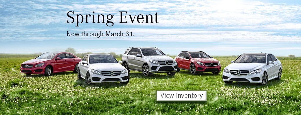 2017 Mercedes-Benz Spring Event