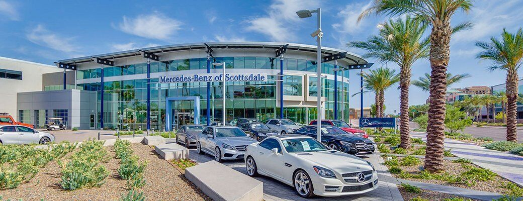 mercedes benz dealership scottsdale az used cars mercedes