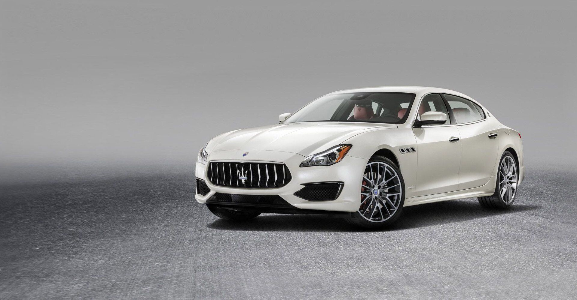 The New 2017 Quattroporte