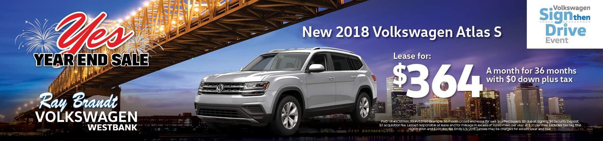Volkswagen Dealership New Orleans, VW Dealership Louisiana, Volkswagen Service, Used Car ...