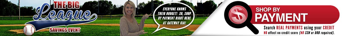 The Big League Savings Event - Shop By Payment