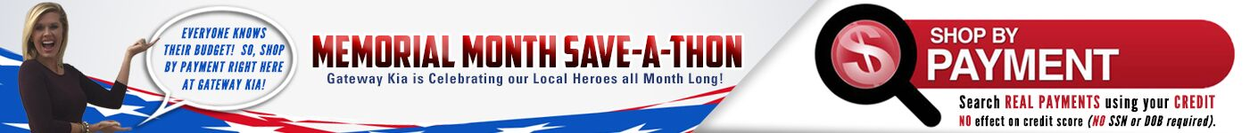 Memorial Month Save-A-Thon - Shop By Payment