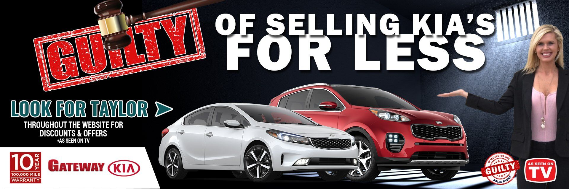 Guilty of Selling For Less Sales Event