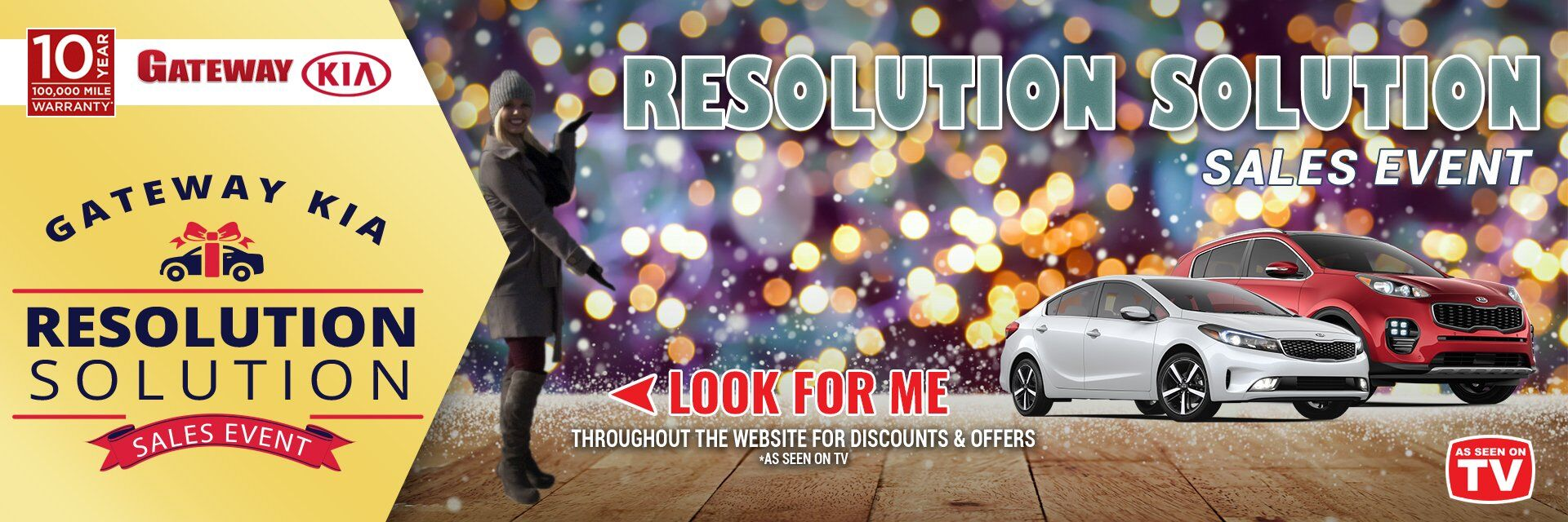 Resolution Solution Sales Event