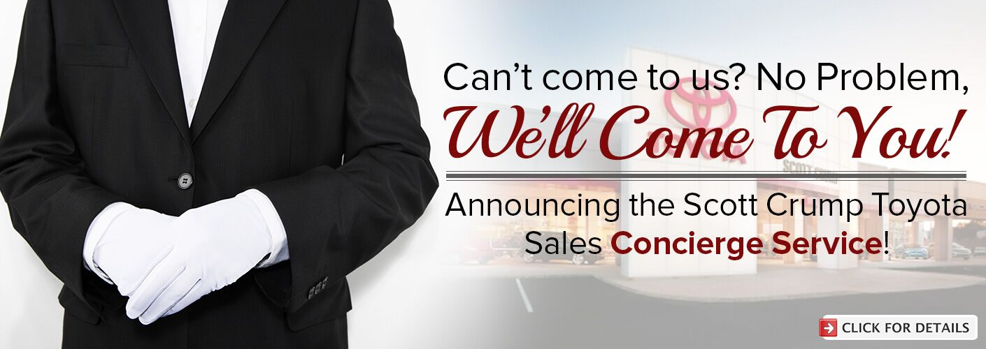 Sales Concierge Service