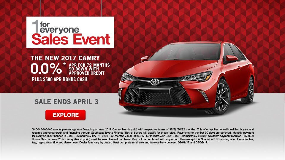 Camry For Everyone