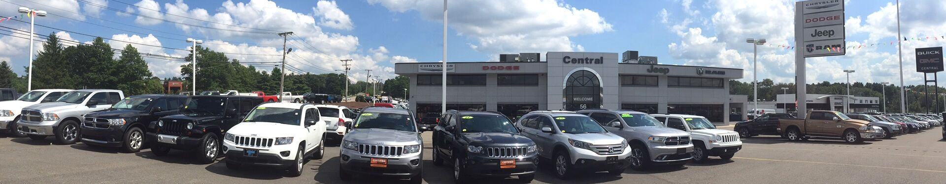 Jeep Dealership Norwood MA