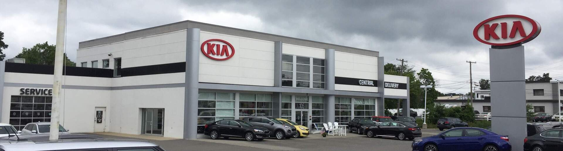 Kia Dealership Norwood MA