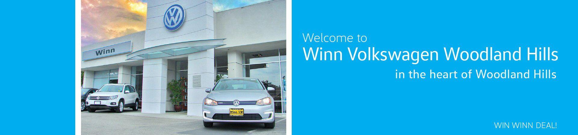 Winn VW   Volkswagen Dealer San Fernando Valley   Los Angeles VW Dealer