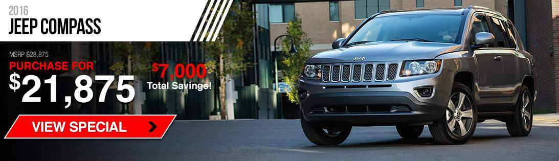 Jeep Compass Special