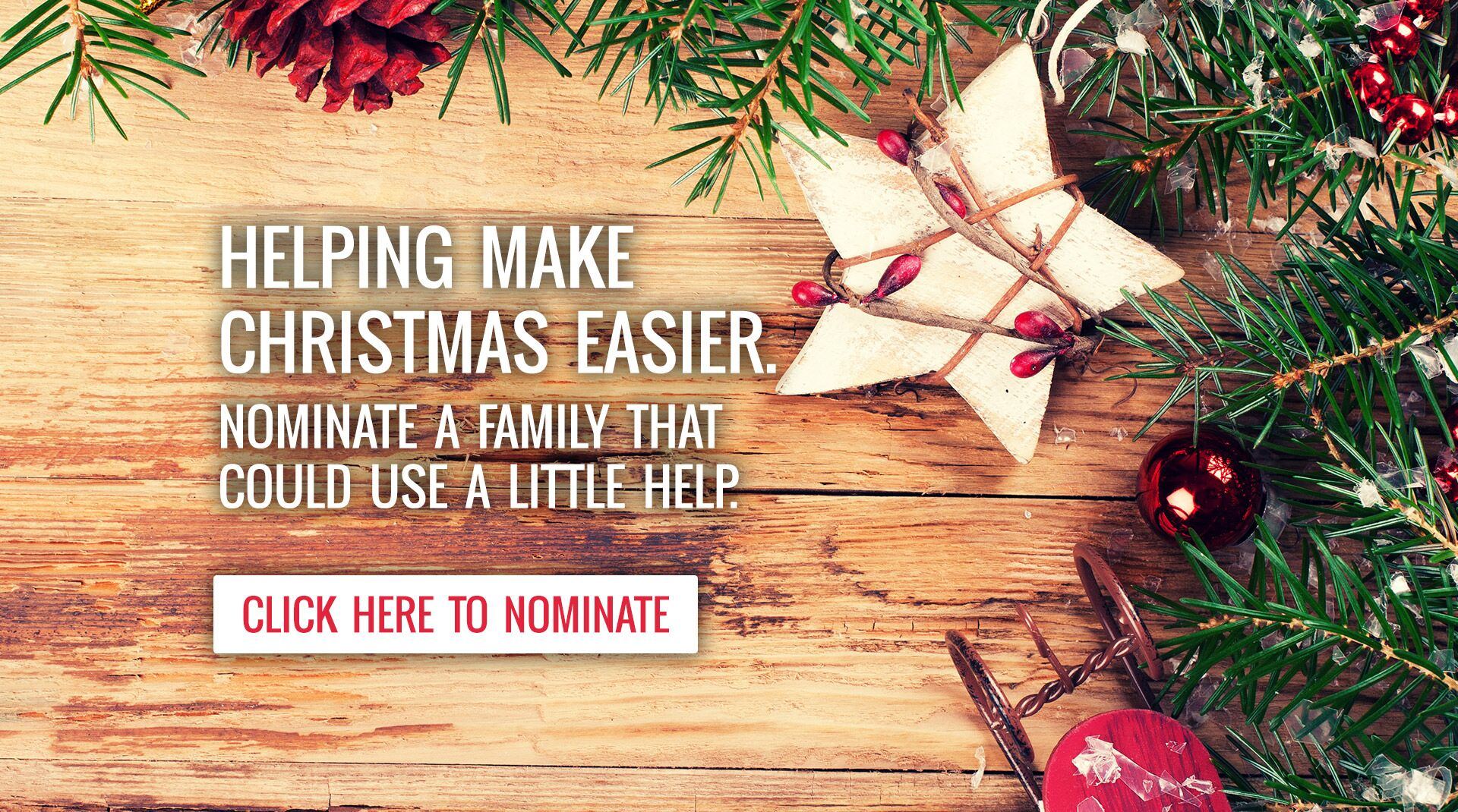Nominate A Family