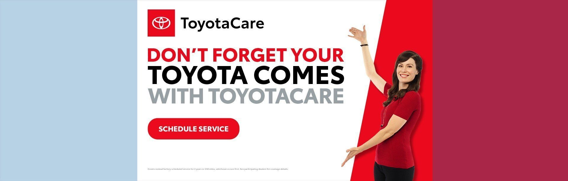2019 - October - NAT - ToyotaCare Home Page