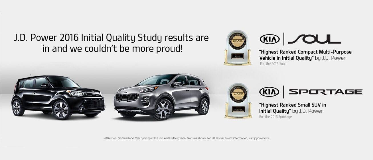 2016 J.D. Power Initial Quality Study