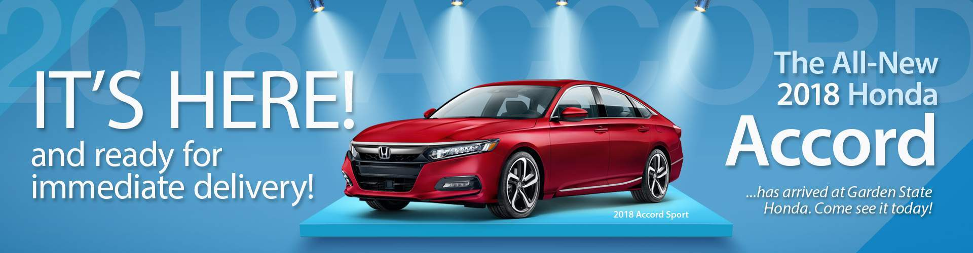 All-New 2018 Honda Accord