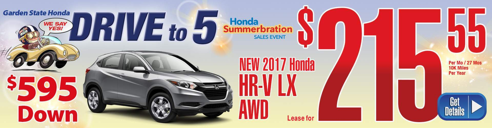 New Honda Deals In Clifton And Garden State Honda 2018