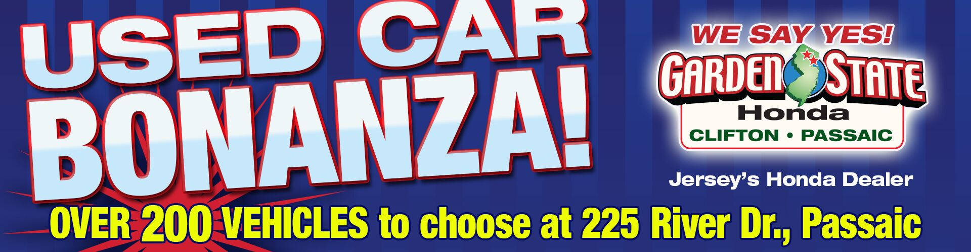 Used Car Bonanza
