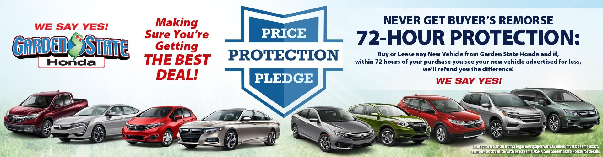 Price Pledge Promise
