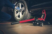 Balance Tires, Rotate, Inspect Brakes and Calipers