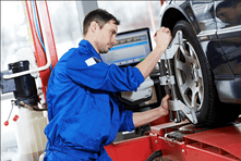 Wheel Alignment Special: $99.95