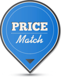 We Price Match Competitors