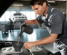 $15 Off Synthetic Oil Change - BMW