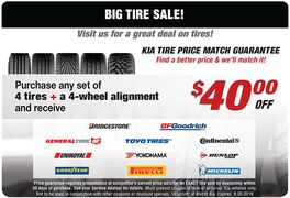 Big Tire Sale