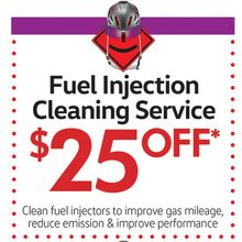 Fuel Injection Cleaning Service